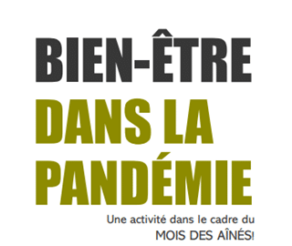 Atelier – Bien-être dans la pandémie